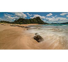 Hot Sands, Hot Water Beach Photographic Print