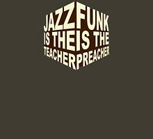 Jazzfunk Cube brownie Unisex T-Shirt