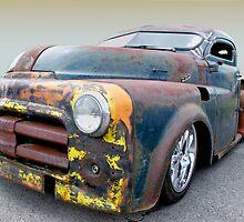 Rat Dodge by barkeypf