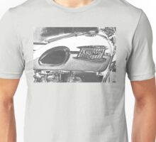 Gas Tank Triumph TR6 (1959) Unisex T-Shirt