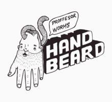 Handbeard by ABANArt