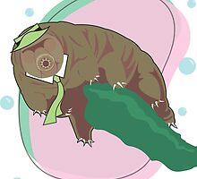 Yogi Water Bear by bandicootscoot