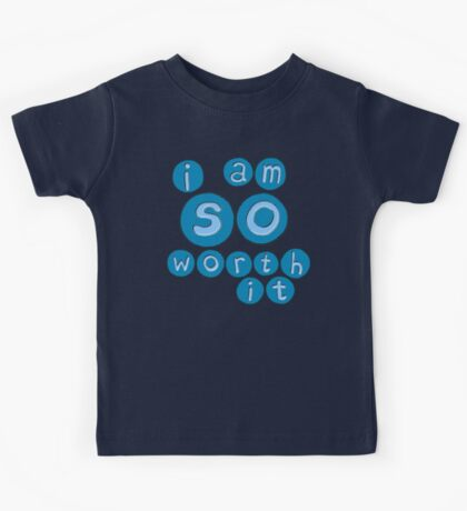 Worth It Kids Tee