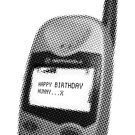 Happy Birthday (black and white) by Remix67