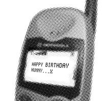 Happy Birthday (black and white) by Remix67