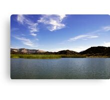 Cachuma Lake California Canvas Print
