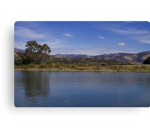 Cachuma Lake California #2 Canvas Print