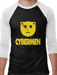 CYBERWATCHMEN Men's Baseball ¾ T-Shirt
