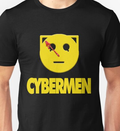 CYBERWATCHMEN Unisex T-Shirt