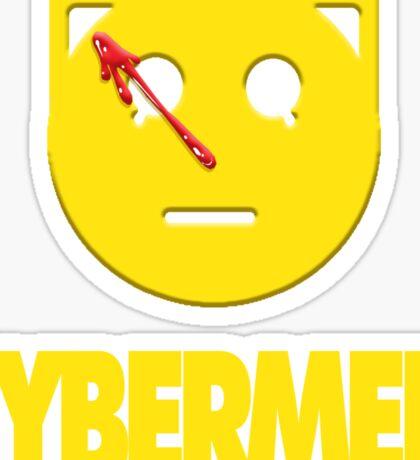 CYBERWATCHMEN Sticker