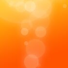 Orange Bubbles by jdblundell