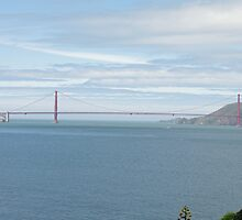 Golden Gate by WisePhoto