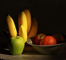 Fruits in Shadows by Jessica Annalee