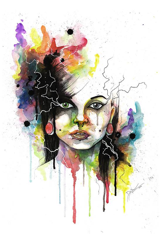 Kasey 2 by Daniel Savoie