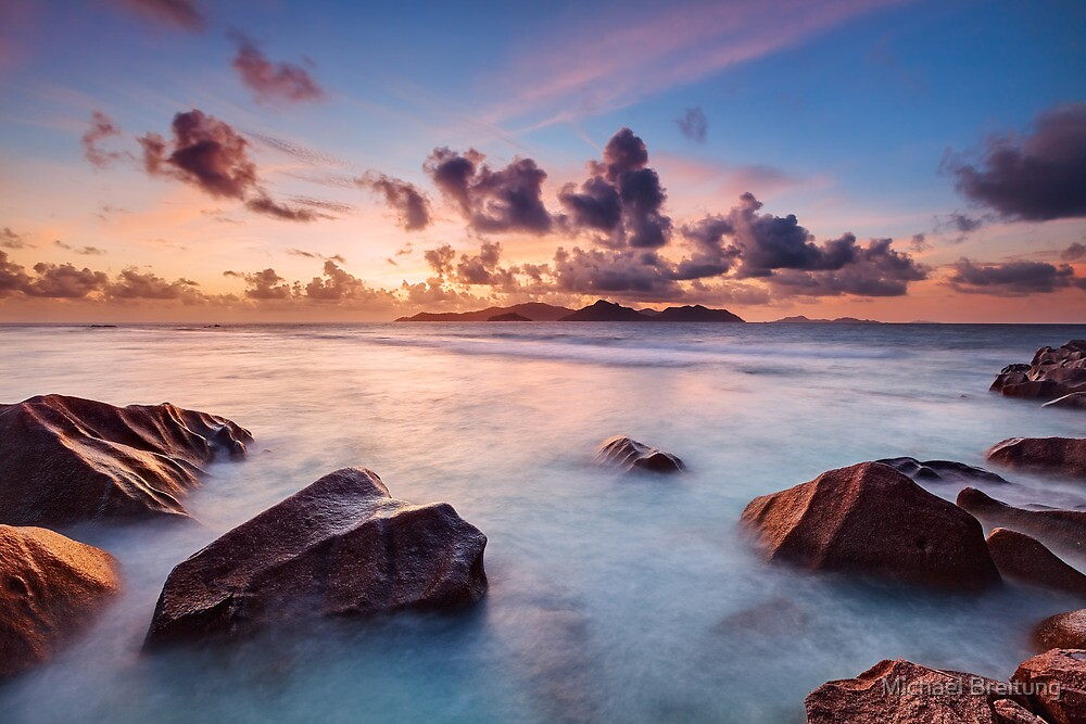 Sunset Colors by Michael Breitung