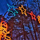 HDR - Nutcracker, Stars, and Sky by Doug Greenwald