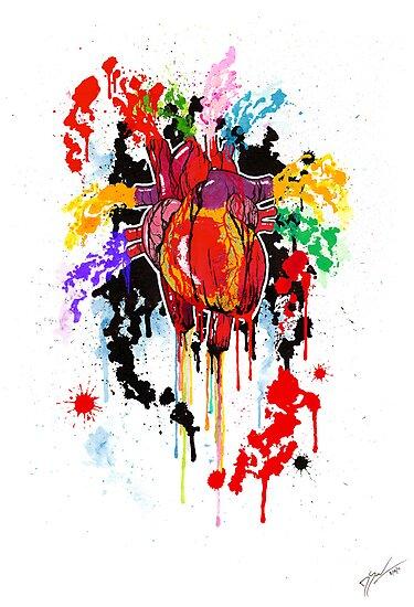 Bleed Creation by Daniel Savoie