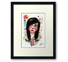 Kasey Framed Print