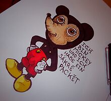 Ich Bin Mickey by ctd-official