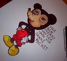 Ich Bin Mickey by ctd-official