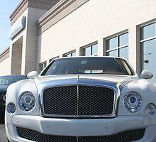 Bentley  by karlbrobicsek