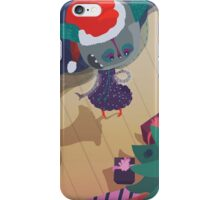 Even the strangest princess ever waits for a present iPhone Case/Skin