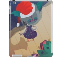 Even the strangest princess ever waits for a present iPad Case/Skin