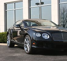 Bentley Continental  by karlbrobicsek