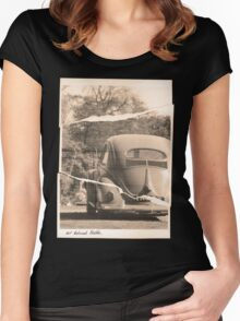 Our Beloved Beetle Women's Fitted Scoop T-Shirt