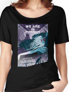 Sylvanas Windrunner We are the Forsaken! Women's Relaxed Fit T-Shirt