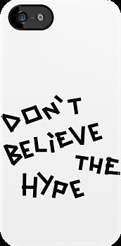 Arctic Monkeys - Don't Believe The Hype by 0llie