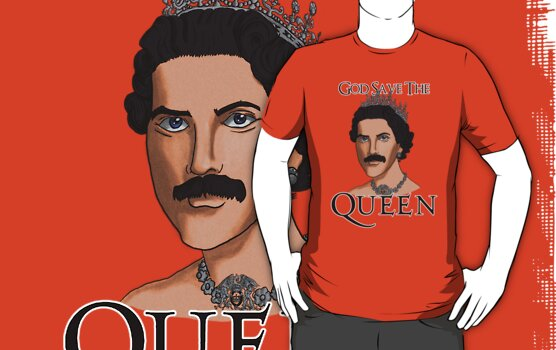 God Save The - Queen by Nick Beale