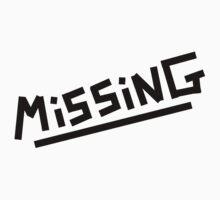 Arctic Monkeys - Missing Kids Clothes