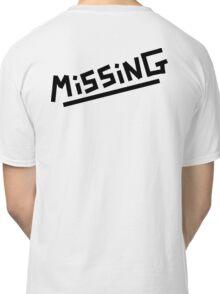 Arctic Monkeys - Missing Classic T-Shirt