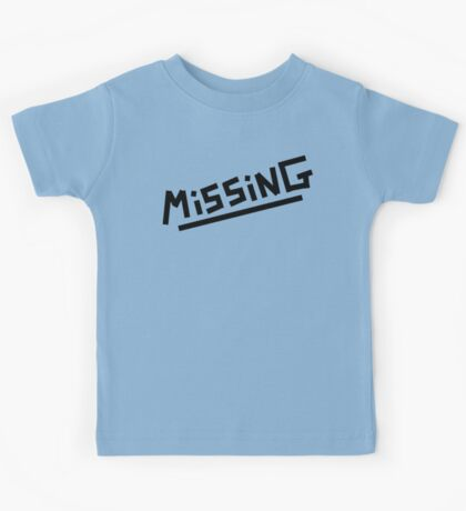Arctic Monkeys - Missing Kids Tee
