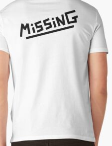 Arctic Monkeys - Missing Mens V-Neck T-Shirt