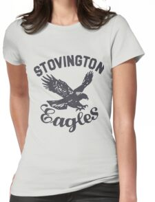 STOVINGTON EAGLES Jack Torrance The Shining Womens Fitted T-Shirt