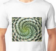spiral aloe - lesotho's endangered species Unisex T-Shirt