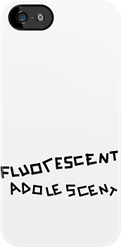 Arctic Monkeys - Fluorescent Adolescent by Ollie Vanes