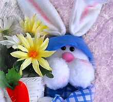 Hoppy Easter by Mary  Timman
