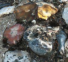 Flintstone IPhone & IPod case by Magdalena Warmuz-Dent