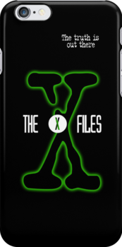 The truth is out there - X Files by surefinewe