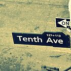 Tenth Avenue by Sierra deGroot