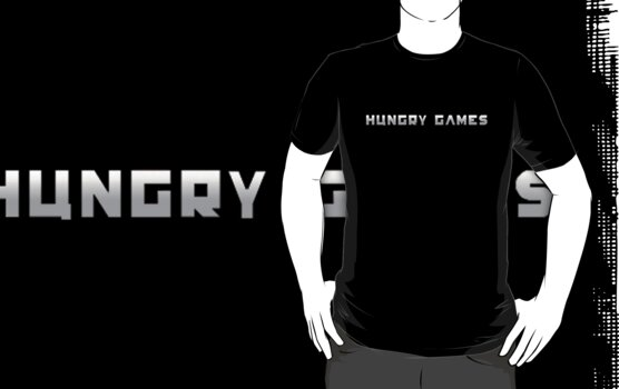 Hungry Games Logo by ScottW93