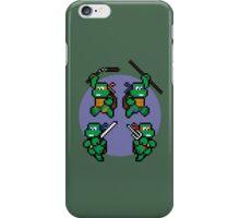 Super TMNT World iPhone Case/Skin