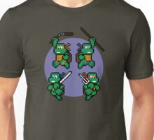 Super TMNT World Unisex T-Shirt