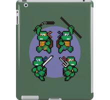 Super TMNT World iPad Case/Skin