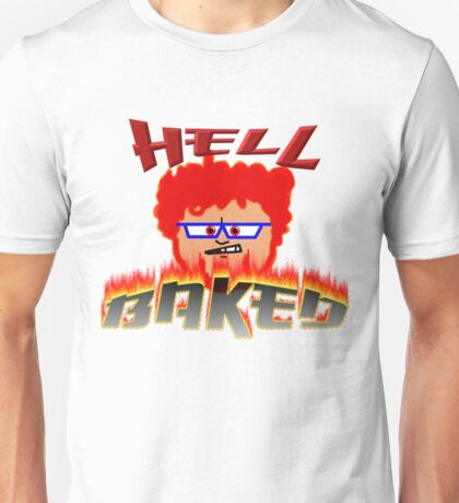 CWE Hell baked T-Shirt
