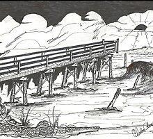 Central Coast Boardwalk by charlesadams