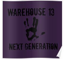 Warehouse 13 Next Gen 2 Poster